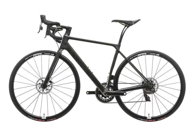 Canyon Endurace CF SLX Disc 9.0 SL Road Bike - 2019, Small non-drive side