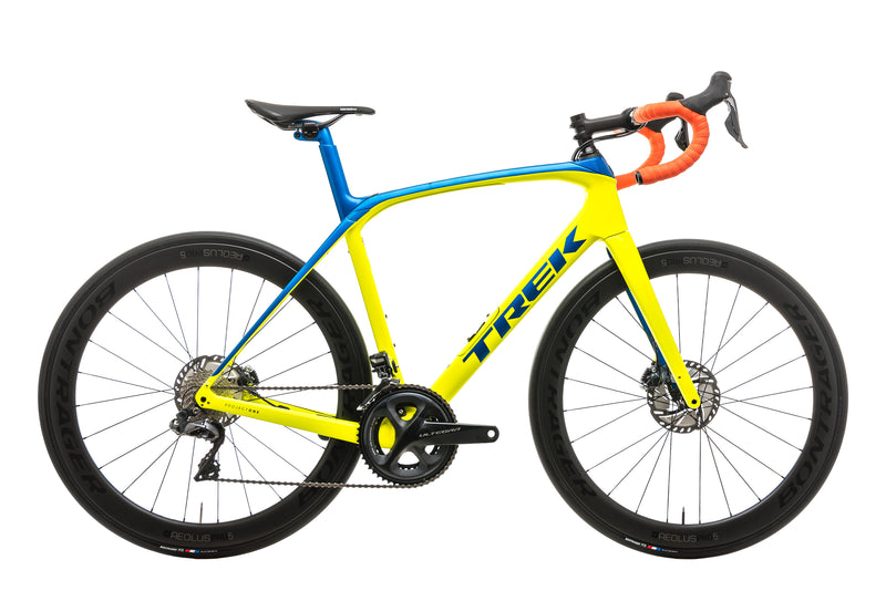 Trek Domane SLR 7 Project One Road Bike - 2020, 56cm drive side