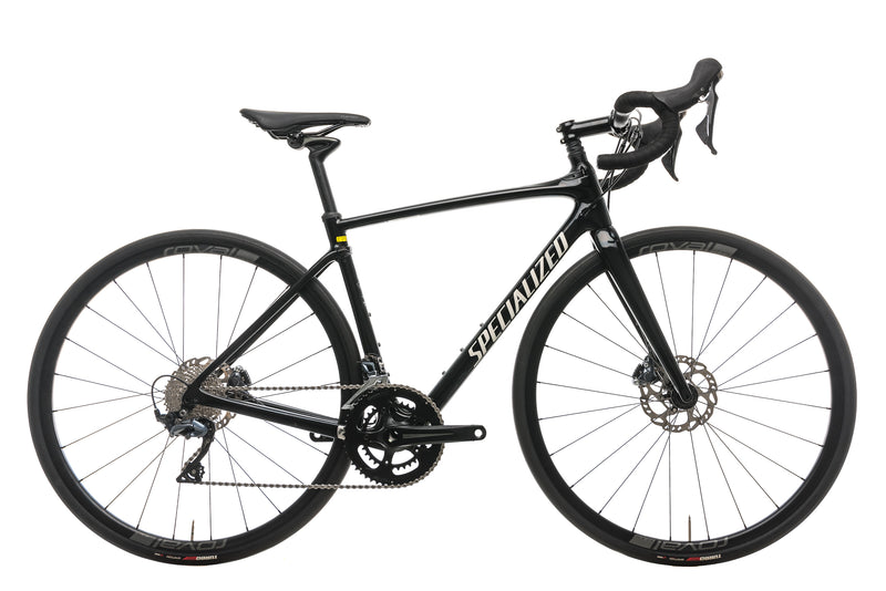 Specialized Roubaix Comp Road Bike - 2018, 52cm drive side