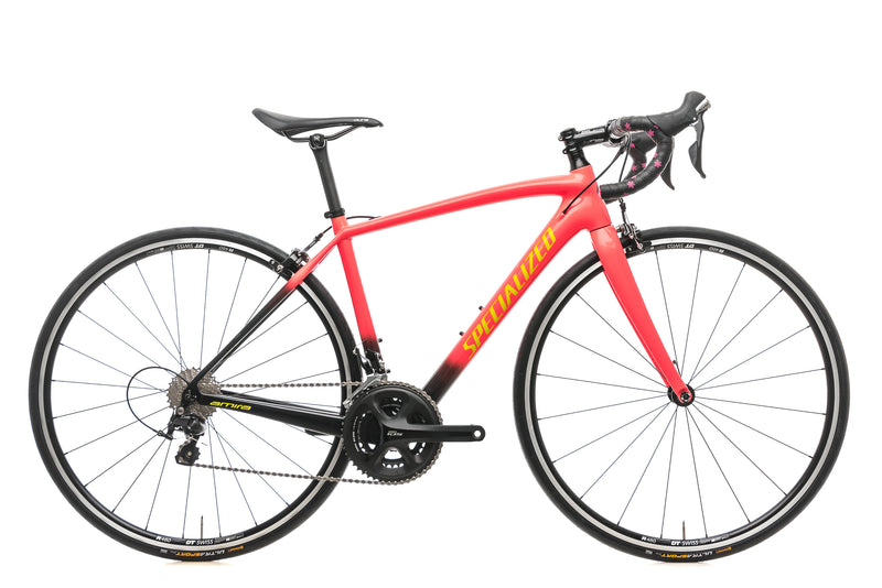 Specialized Amira SL4 Sport Womens Road Bike - 2018, 51cm drive side