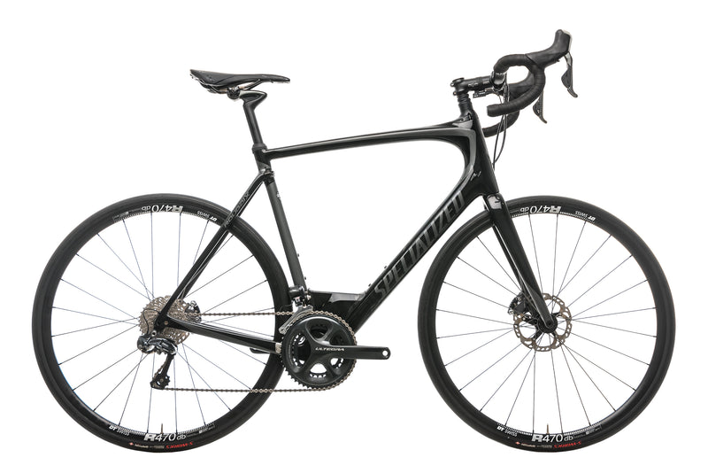 Specialized Roubaix Expert Di2 Road Bike - 2018, 61cm drive side