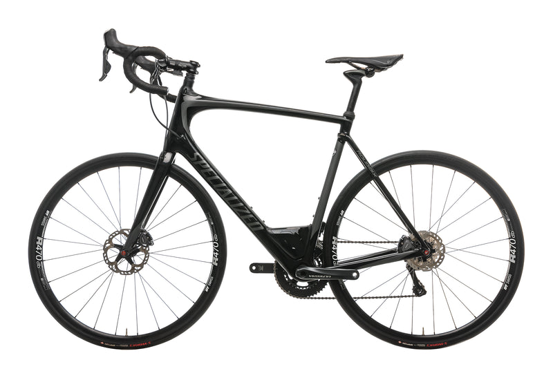 Specialized Roubaix Expert Di2 Road Bike - 2018, 61cm non-drive side