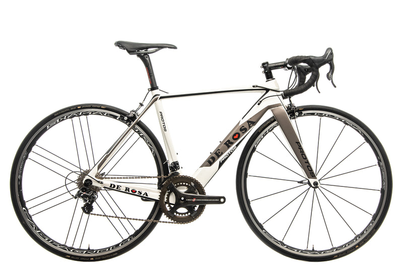 De Rosa Protos Road Bike - 2016, 50.1cm drive side