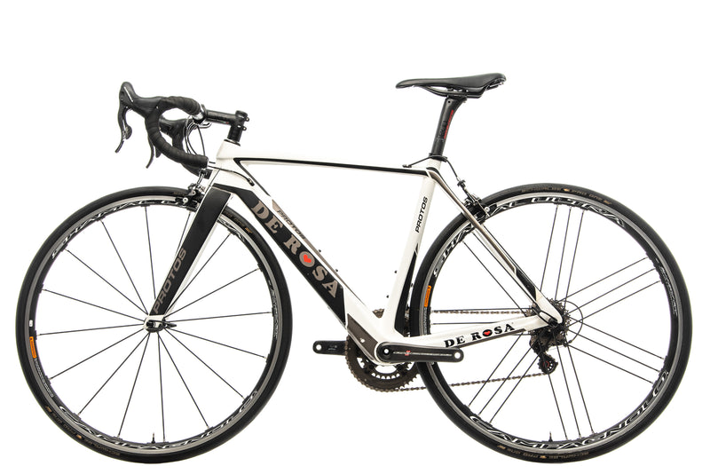 De Rosa Protos Road Bike - 2016, 50.1cm non-drive side
