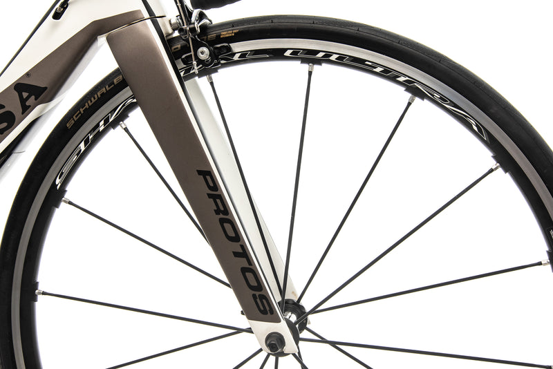 De Rosa Protos Road Bike - 2016, 50.1cm front wheel