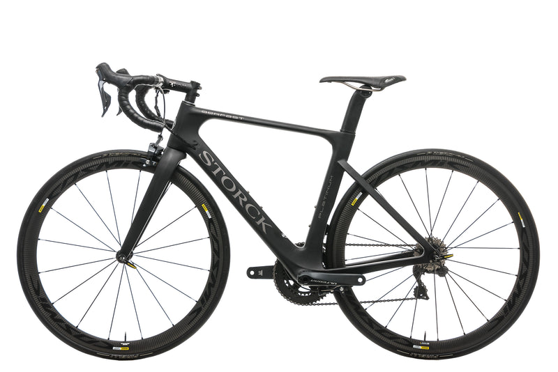 Storck Aerfast Platinum Road Bike - 2019, Small non-drive side