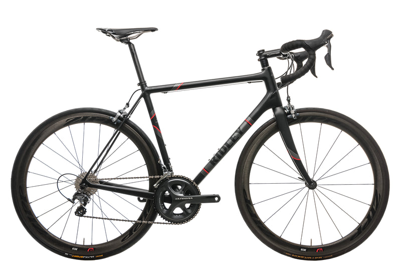 Ridley Helium SL Road Bike - 2016, Medium drive side