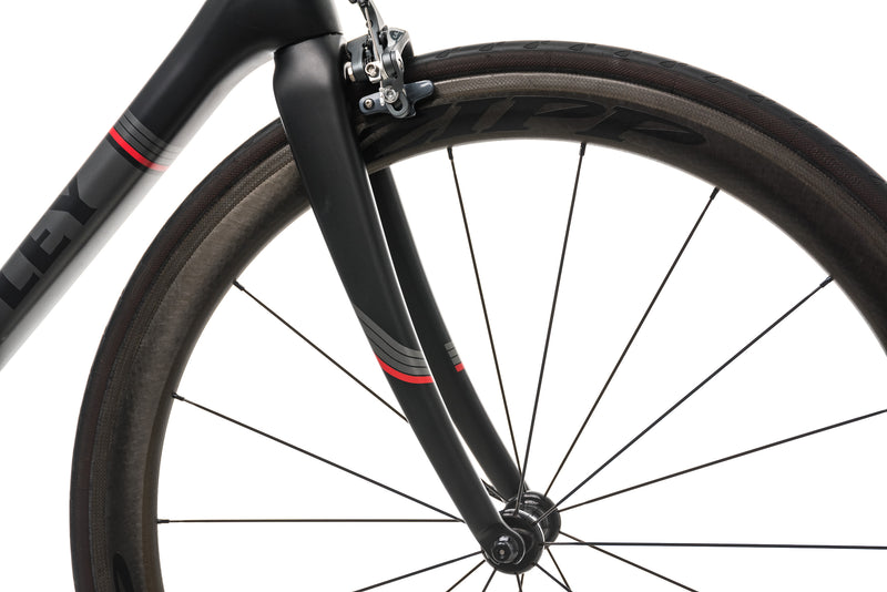 Ridley Helium SL Road Bike - 2016, Medium front wheel