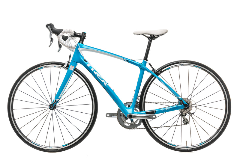 Trek Silque Womens Road Bike - 2015, 50cm non-drive side