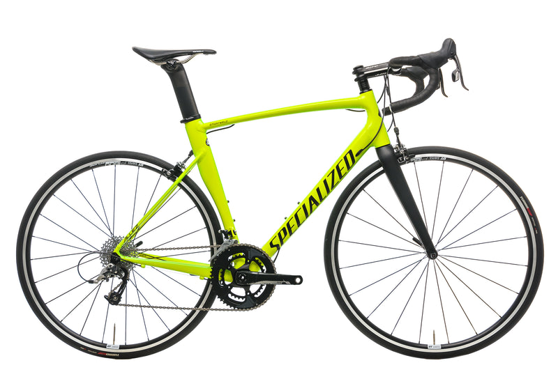 Specialized Allez DSW SL Sprint LTD II Road Bike - 2017, 58cm drive side