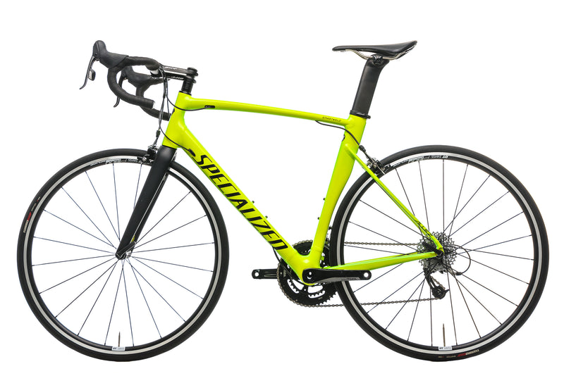 Specialized Allez DSW SL Sprint LTD II Road Bike - 2017, 58cm non-drive side