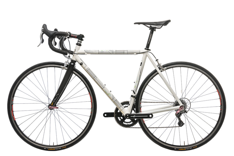 Pegoretti Marcelo Road Bike - 2010, 50cm non-drive side