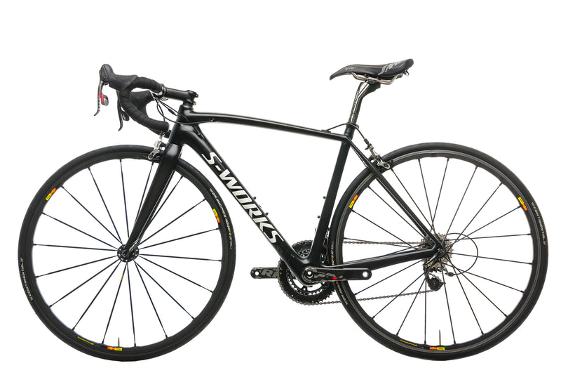 Specialized S-Works Tarmac SL4 Road Bike - 2013, 52cm non-drive side