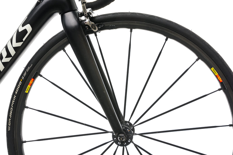 Specialized S-Works Tarmac SL4 Road Bike - 2013, 52cm front wheel