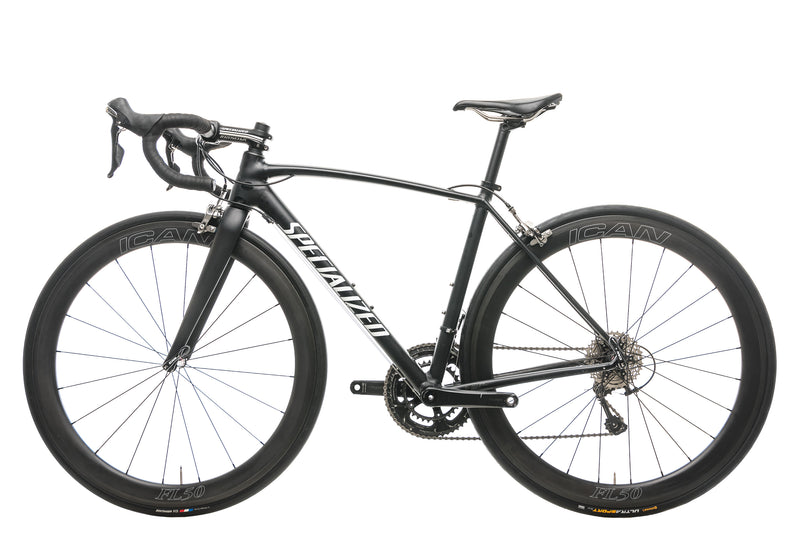 Specialized Allez Comp Race Road Bike - 2015, 52cm non-drive side