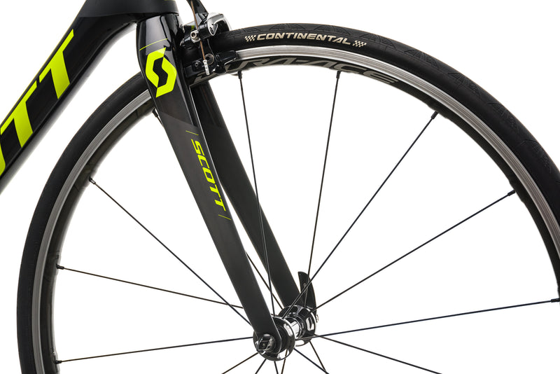 Scott Addict RC Pro Di2 Road Bike - 2019, 56cm front wheel