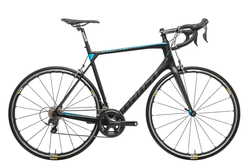 Ghost Nivolet Tour LC 4 Road Bike - 2016, X-Large drive side