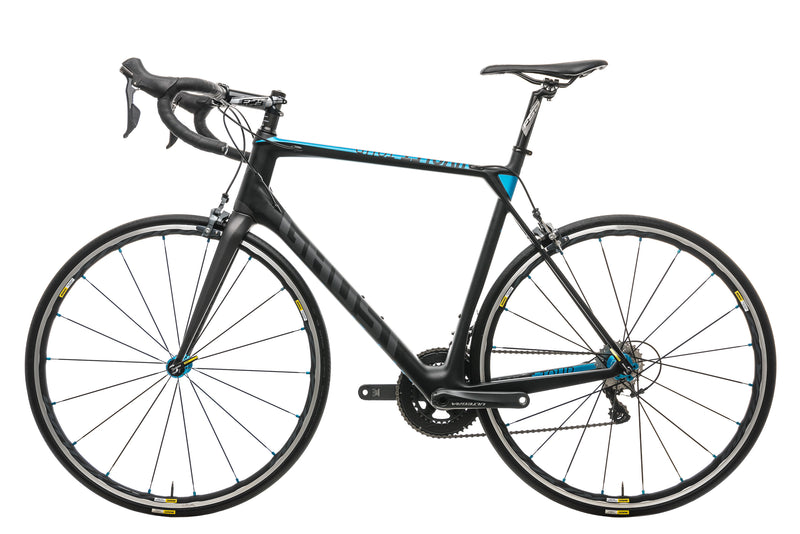Ghost Nivolet Tour LC 4 Road Bike - 2016, X-Large non-drive side
