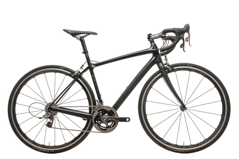 Trek Domane Six Series Road Bike - 2015, 52cm drive side