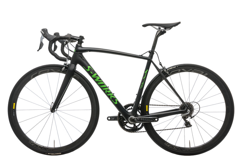Specialized S-Works Tarmac SL4 Road Bike - 2014, 54cm non-drive side