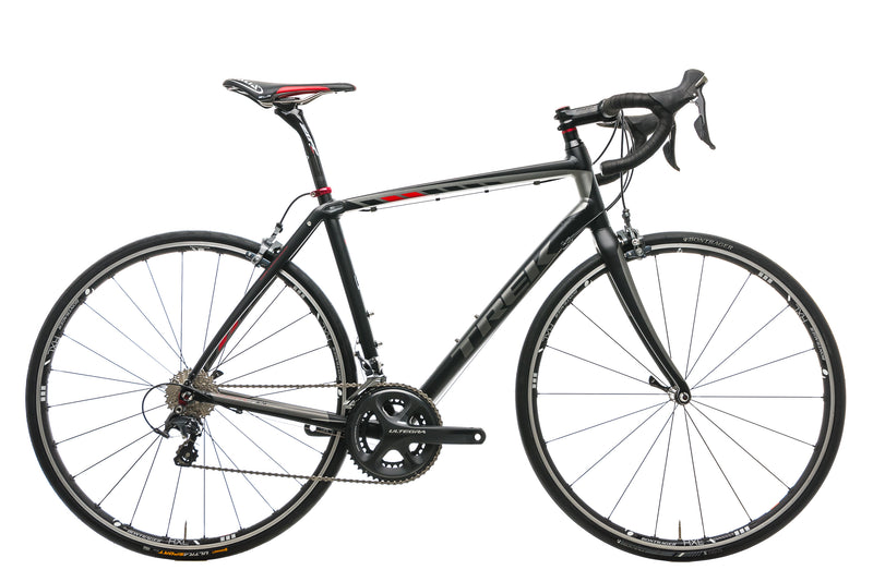 Trek Domane 2.0 Road Bike - 2015, 56cm drive side