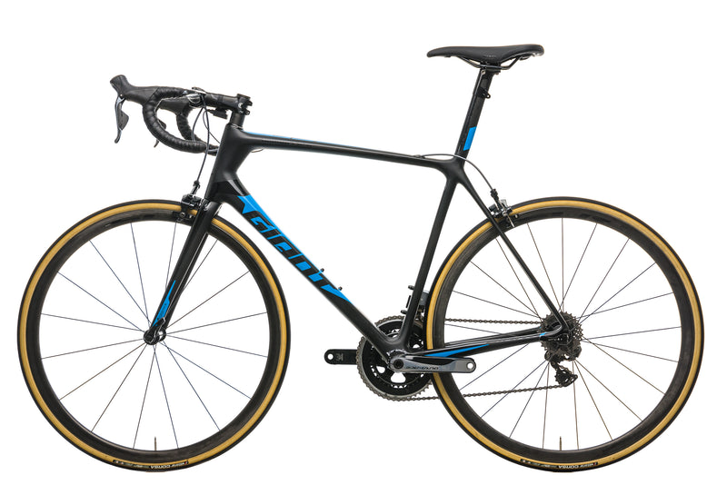 Giant TCR Advanced SL 1 Road Bike - 2016, Large non-drive side