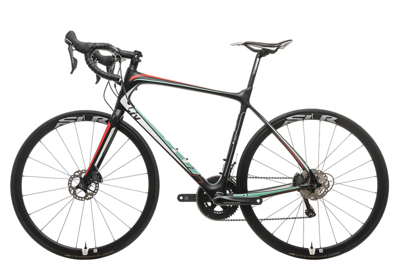 Liv Avail Advanced Pro Womens Road Bike - 2017, Large non-drive side