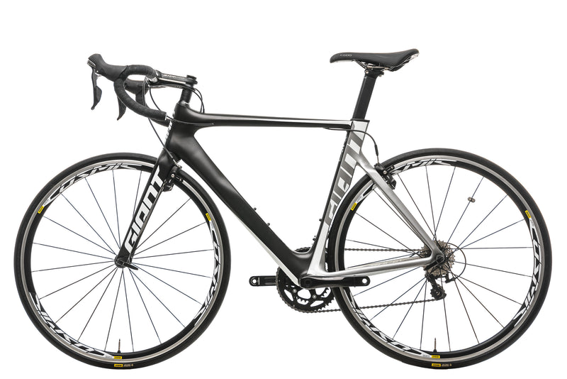 Giant Propel Advanced 2 Road Bike - 2016, Medium non-drive side