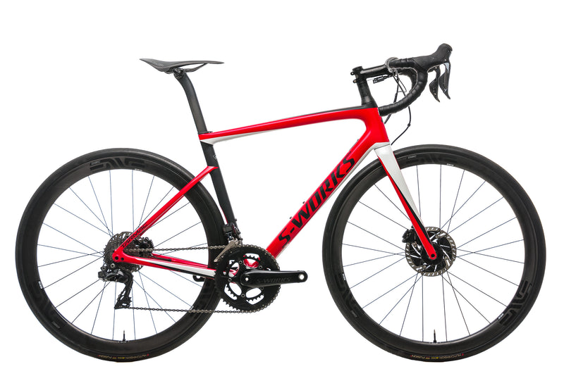 Specialized S-Works Tarmac SL6 Disc Road Bike - 2019, 54cm drive side