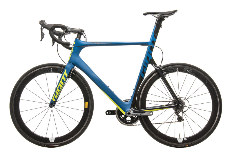 Giant Propel Advanced SL 1 Road Bike - 2016, X-Large non-drive side