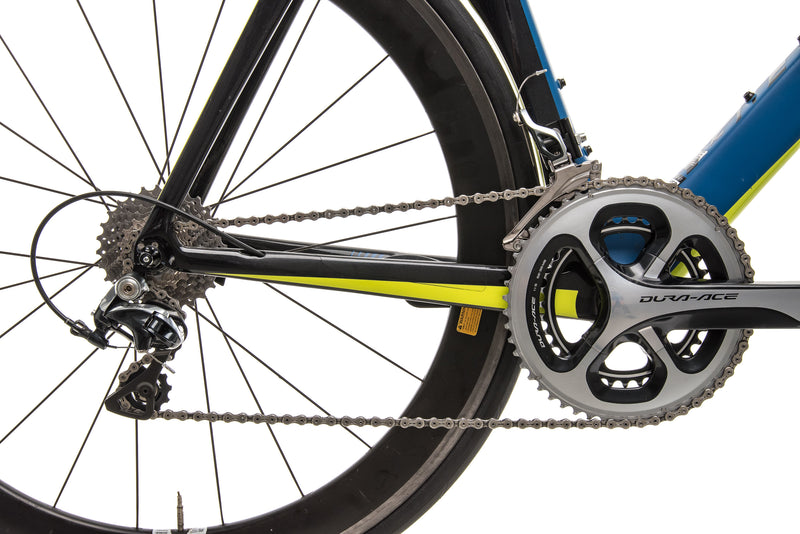 Giant Propel Advanced SL 1 Road Bike - 2016, X-Large drivetrain