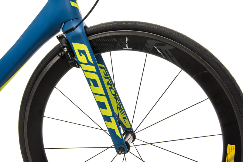 Giant Propel Advanced SL 1 Road Bike - 2016, X-Large front wheel