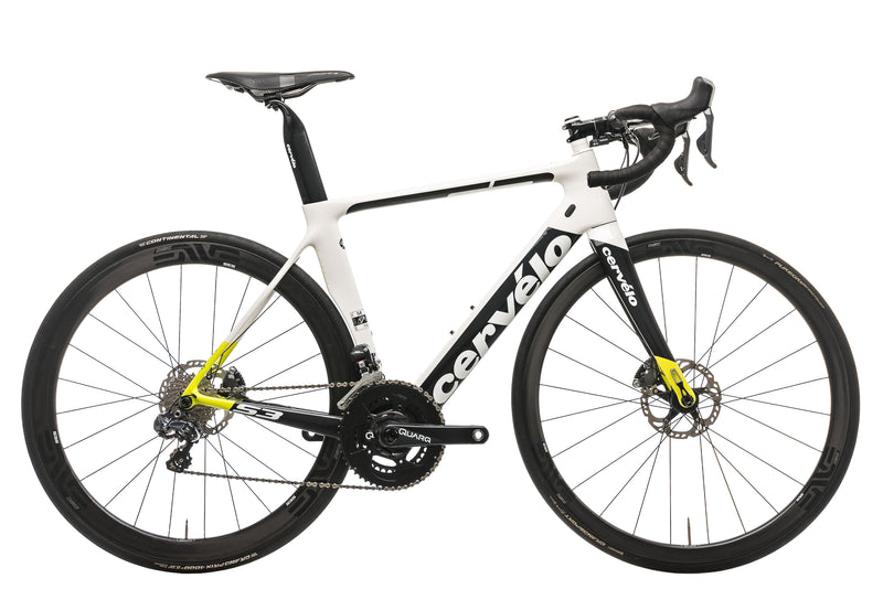 Cervelo S3 Disc Road Bike - 2018, 54cm drive side