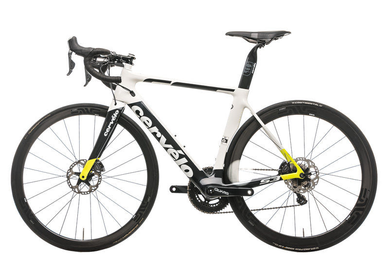 Cervelo S3 Disc Road Bike - 2018, 54cm non-drive side