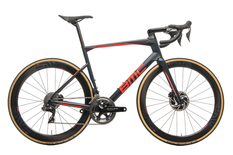 BMC Roadmachine 01 One Road Bike - 2019, 56cm drive side