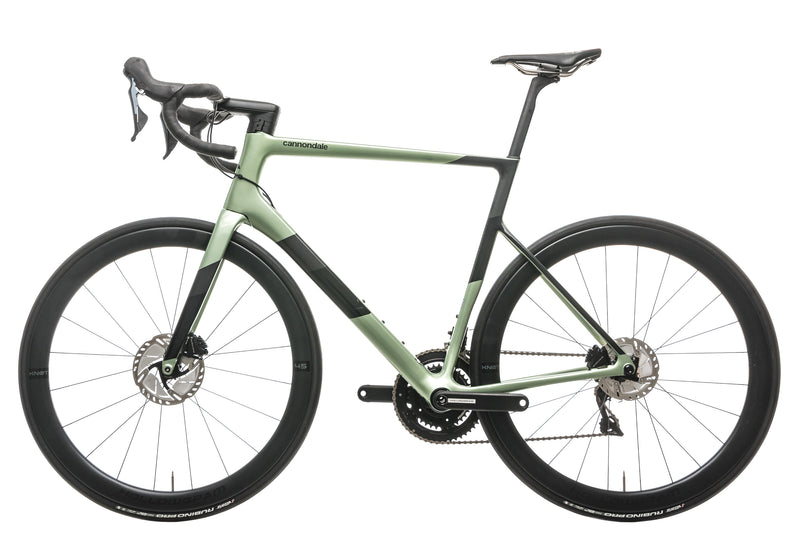 Cannondale SuperSix EVO Hi-MOD Disc Road Bike - 2020, 58cm non-drive side