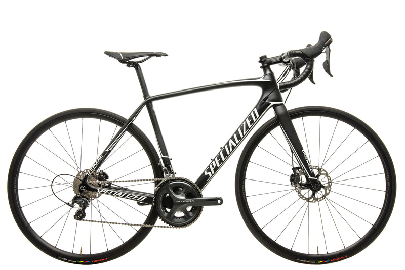 Specialized Tarmac Comp Disc Road Bike - 2017, 54cm drive side