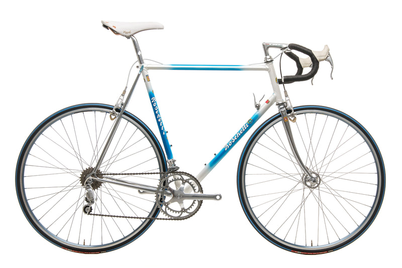 Boschetti Steel Vintage Road Bike - 1982, Large drive side
