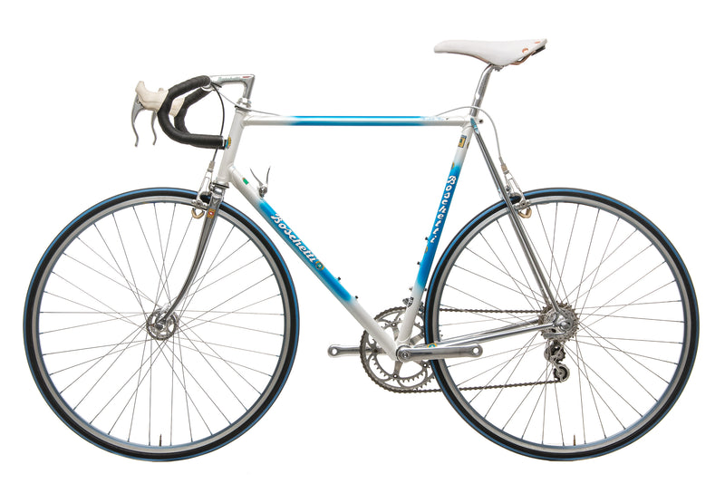Boschetti Steel Vintage Road Bike - 1982, Large non-drive side