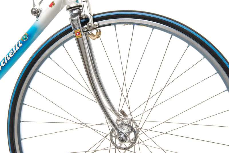 Boschetti Steel Vintage Road Bike - 1982, Large front wheel
