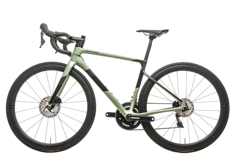Cannondale SuperSix EVO Hi-MOD Disc Road Bike - 2020, 48cm non-drive side