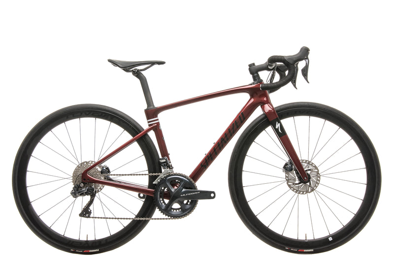 Specialized Roubaix Expert Road Bike - 2020, 49cm drive side