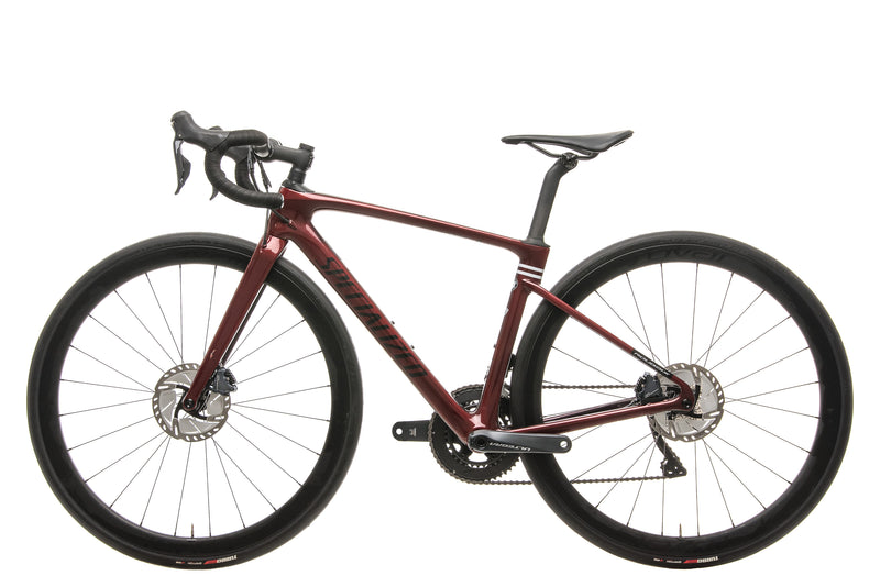 Specialized Roubaix Expert Road Bike - 2020, 49cm non-drive side