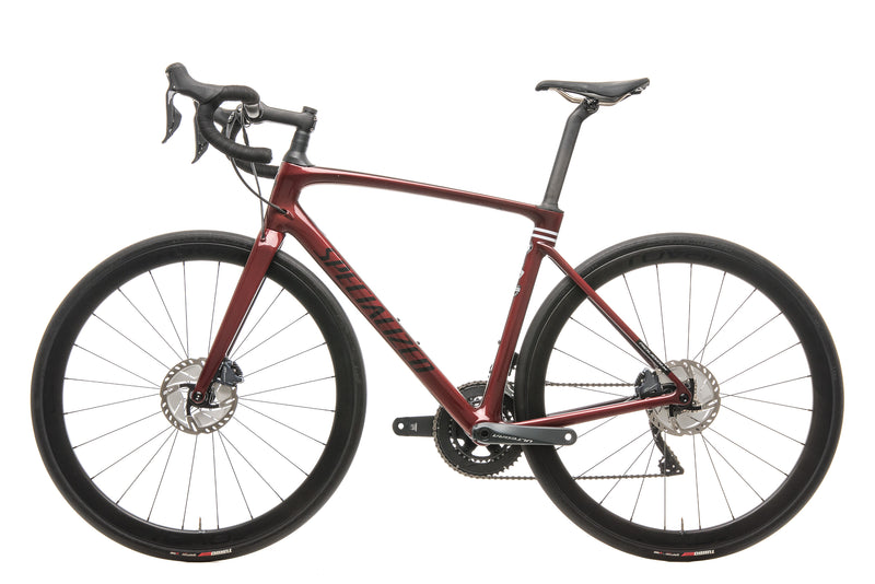 Specialized Roubaix Expert Road Bike - 2020, 56cm non-drive side