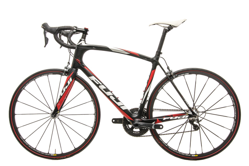 Fuji Gran Fondo 2.0 LE Road Bike - 2013, Large non-drive side