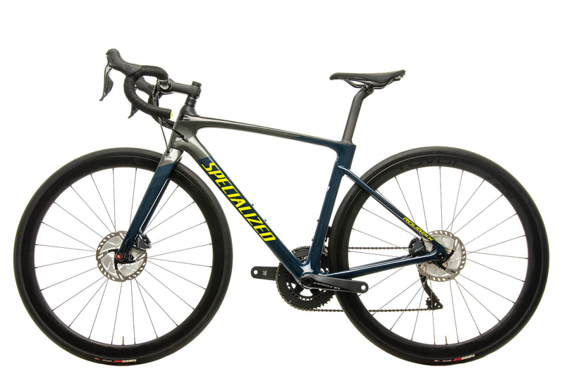 Specialized Roubaix Expert Road Bike - 2020, 52cm non-drive side