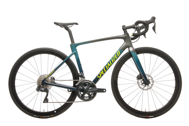 Specialized Roubaix Expert Road Bike - 2020, 54cm drive side