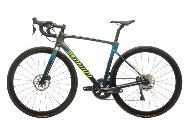 Specialized Roubaix Expert Road Bike - 2020, 54cm non-drive side
