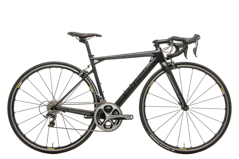 BMC Teammachine SLR01 Dura-Ace Road Bike - 2016, 48cm drive side