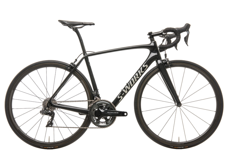 Specialized S-Works Tarmac Di2 Road Bike - 2017, 54cm drive side